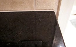 Granite Countertop Repaired and Polished